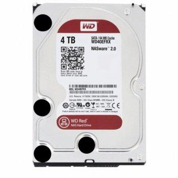 "Жорсткий диск 3.5"" 4TB WD (WD40EFRX)"