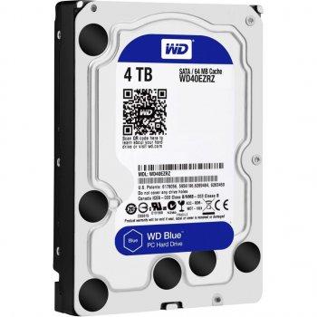 """Жорсткий диск 3.5"""" 4TB WD (WD40EZRZ)"""
