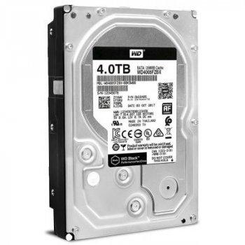 """Жорсткий диск 3.5"""" 4TB WD (WD4005FZBX)"""