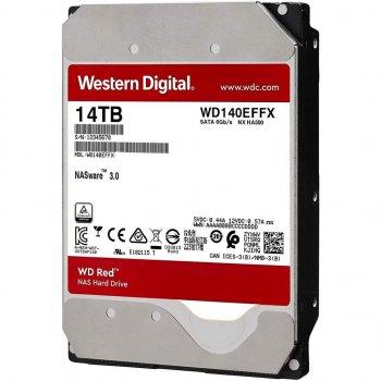 """Жорсткий диск 3.5"""" 14TB WD (WD140EFFX)"""