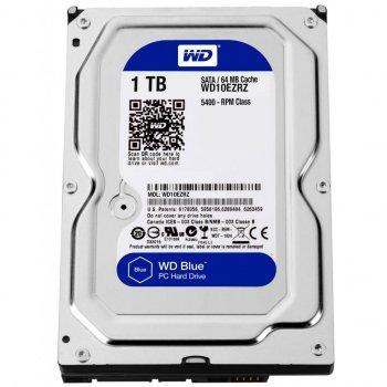 """Жорсткий диск 3.5"""" 1TB WD (#WD10EZRZ-FR#)"""