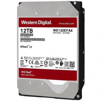 """Жорсткий диск 3.5"""" 12TB WD (WD120EFAX)"""