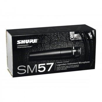 Інструментальний мікрофон Shure SM57-LC