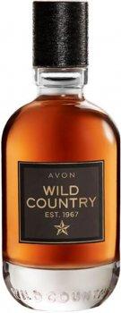 Туалетная вода для мужчин Avon Wild Country 75 мл (32835)(ROZ6400101996)