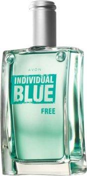Туалетная вода для мужчин Avon Individual Blue Free 100 мл (14573)(ROZ6400101967)