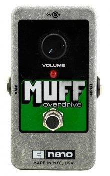 Педаль эффектов Electro-Harmonix Muff Overdrive