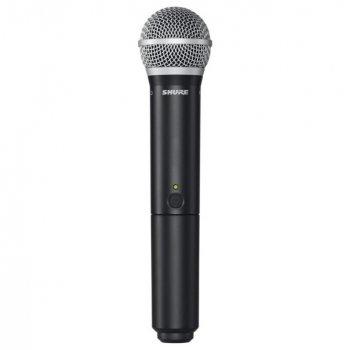 Мікрофон вокальний Shure BLX288/PG58-H9