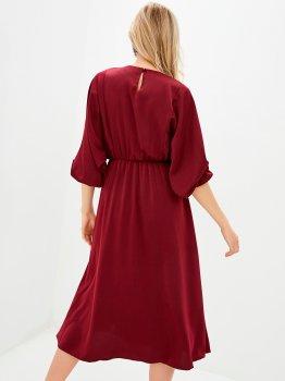 Платье LiLove 069-1 Бордовое