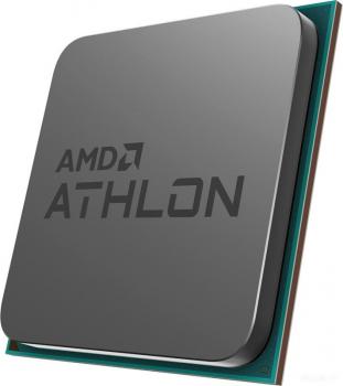 Процессор AMD Athlon 3000G 3.5GHz (4MB 35W AM4) Multipack (YD3000C6FHMPK)
