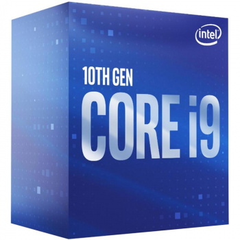 Процессор Intel Core i9 10900F 2.8GHz (20MB, Comet Lake, 65W, S1200) Box (BX8070110900F)