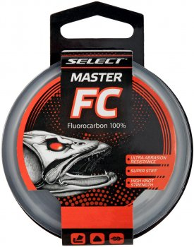 Флюорокарбон Select Master FC 10 м 0.175 мм 5lb/2.16 кг (18706155)