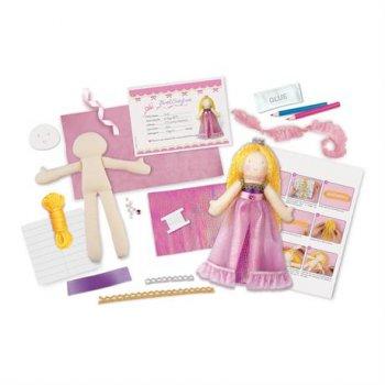 Набор для творчества 4M Кукла-принцесса (00-02746) (4893156027467)