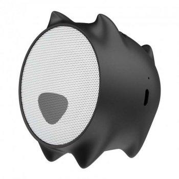 Портативна акустика Baseus Q E06 Zodiac Bluetooth Собачка Чорний (NGE06-A01)