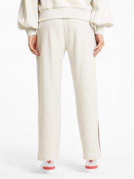 Спортивные штаны Puma HER Wide Pants 58596802 White Heather
