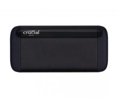 SSD накопичувач Crucial X8 1 TB (CT1000X8SSD9)