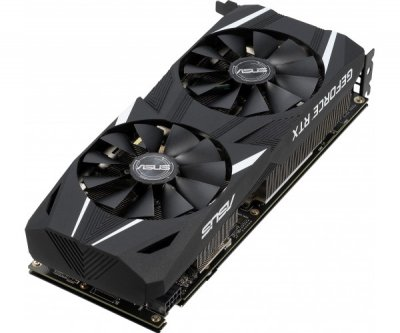 Видеокарта EVGA GeForce RTX 2080 Ti BLACK EDITION GAMING (11G-P4-2281-KR)