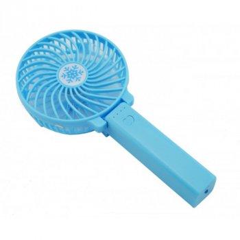 Ручной портативный вентилятор UTM Синий