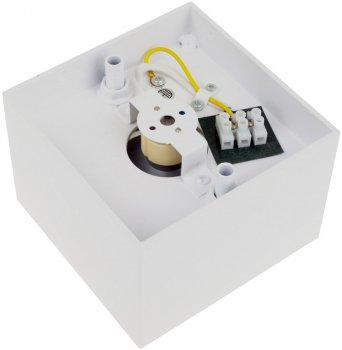 Точковий світильник Brille AL-716/1 AR111 WH (36-363)