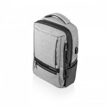 Рюкзак для ноутбука Modecom Smart 15 Gray/Black (PLE-MC-SMART-15)