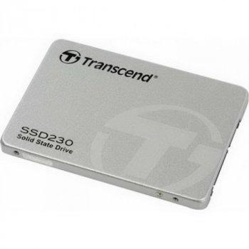 """SSD 512GB Transcend SSD230S Premium 2.5"""" SATA III 3D V-NAND TLC (TS512GSSD230S)"""
