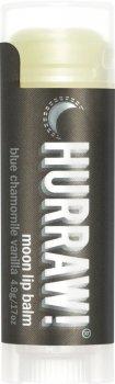 Ночной бальзам для губ Hurraw! Moon Lip Balm Голубая ромашка и ваниль 4.8 г (851228005144)