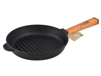 Сковорода-гриль Brizoll чавунна (О)