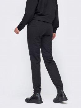 Спортивні штани Dressa 52662 Чорні