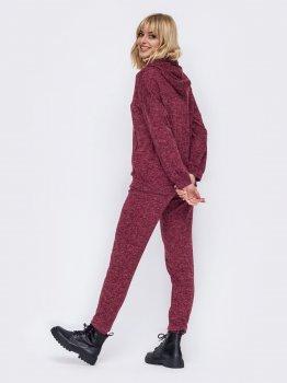 Спортивный костюм Dressa 52799 Бордовый