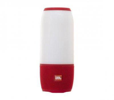 Колонка портативна бездротова JBL Pulse 3 Pro , Bluetooth Потужна Червона