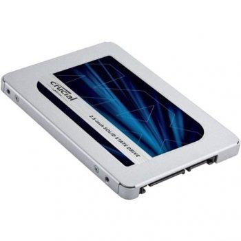 "Накопичувач SSD Crucial Sata 2.5"" 500Gb MX500 (CT500MX500SSD1)"