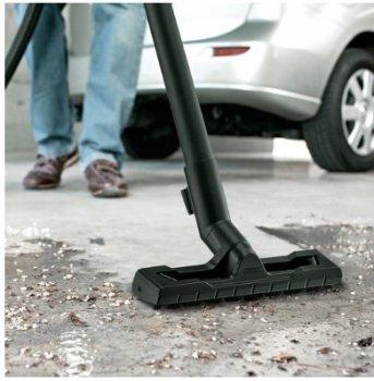 Пылесос Karcher WD 3 1000 Вт для мокрой и сухой уборки