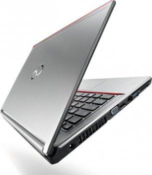 Б/в Ноутбук Fujitsu LIFEBOOK E756 Intel Core i5-6300M/4 Гб/500 Гб/Клас B