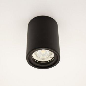 Накладний світильник точковий GYPSUM LINE Bristol R1803 BK чорний