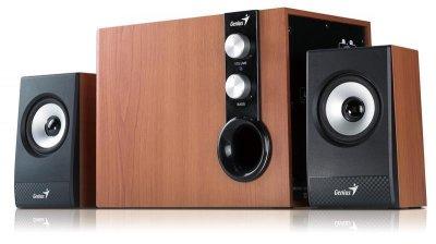 Колонки Genius 2.1 SP-HF1250B II Wood (JN6331730012400)