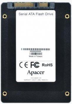 "Твердотельный накопитель SSD Apacer SATA 2.5"" 1TB PPSS25-R NAS (JN63AP1TPPSS25-R)"