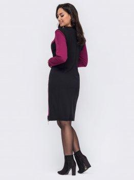 Плаття Dressa 52718 Фіолетове