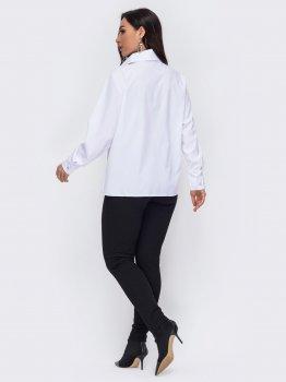 Спортивный костюм Dressa 52755 Белый