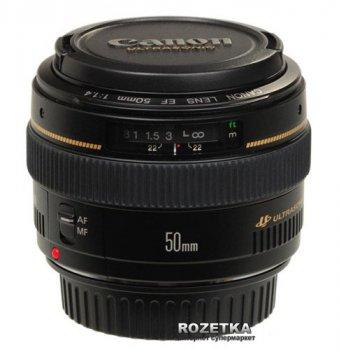 Canon EF 50mm f/1.4 USM (2515A012) Офіційна гарантія