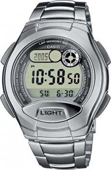 Чоловічий годинник CASIO W-752D-1AVEF