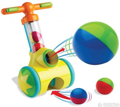 Каталка з кульками Pic'n'Pop Tomy (T71161)