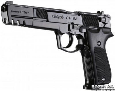 Пневматичний пістолет Umarex Walther CP88 Competition (416.00.05)