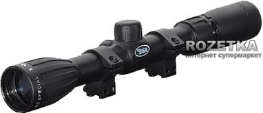 Оптичний приціл BSA S 3-9х32 st.ret. WR (21920029)