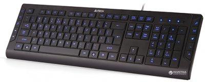 Клавіатура дротова A4Tech KD-600L USB (4711421878272)