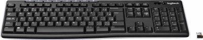 Клавіатура бездротова Logitech K270 (920-003757)