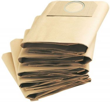 Паперові фільтр-мішки KARCHER  для пиловодосмоків 6.959-130.0)