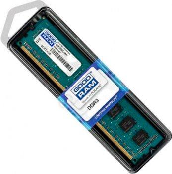 Оперативная память Goodram DDR3-1600 2048MB PC3-12800 (GR1600D364L11/2G)