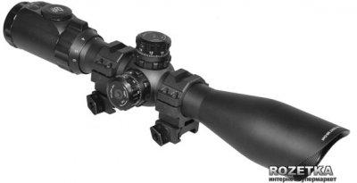 Оптичний приціл Leapers Accushot CQB 1.5-6x44 (23700845)