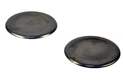 """Крышка рассекателя для газовой плиты Электа """"сталь"""" d=70mm"""