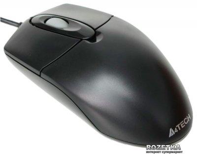 Миша A4Tech OP-720 PS/2 Black (4711421699914)