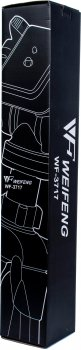 Штатив любительский Weifeng WF-3717 Black (95467)